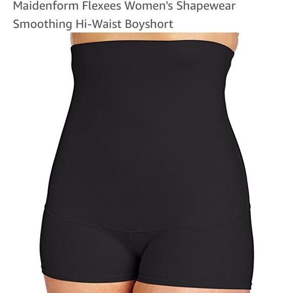 655ca2c383 Maidenform Flexees shapewear hi-waist boy shorts
